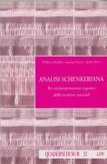 Drabkin, W. - Pasticci, S. - Pozzi, E. : Analisi schenkeriana. Per un'interpretazione organica della struttura musicale