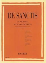De Sanctis, C. : La polifonia nell'arte moderna spiegata secondo i principi classici. Vol. I