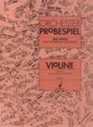 AA.VV. : Test Pieces for Orchestral Auditions: Violino, vol. II