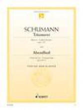 Schumann, R. : Traumerei, op. 15 n. 7. Abendlied, op. 58 n. 12, per Violino e Pianoforte
