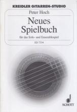 Hoch, P. : Neues Spielbuch, per Chitarra sola e in ensemble