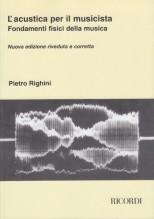 Righini, Pietro : L'acustica per il musicista