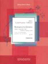 Castelnuovo-Tedesco, M. : Romancero Gitano op. 152, per Coro e Chitarra