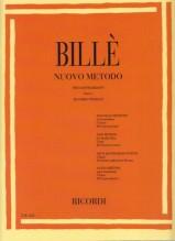 Billè, J. : Nuovo metodo per Contrabbasso, parte I, vol. 3: corso pratico