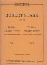 Stark, Robert : Tecnica dell'arpeggio op. 52 per Clarinetto, vol. I