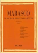 Marasco, G. : 10 Studi di perfezionamento, per Clarinetto