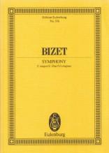 Bizet, G. : Sinfonia in do. Partitura tascabile