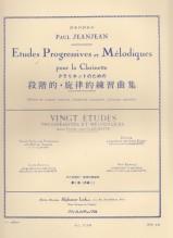 Jeanjean, P. : Studi per Clarinetto, vol. I