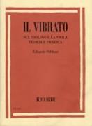Oddone, E. : Il vibrato sul Violino e la Viola. Teoria e pratica