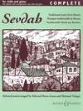 AA.VV. : Sevdah: traditional music from Bosnia, for Violin and Piano