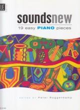 AA.VV. : Soundsnew: 19 easy piano pieces