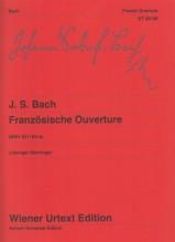 Bach, J.S. : Ouverture francese BWV 831, per Clavicembalo. Urtext