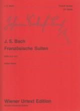 Bach, J.S. : Suites francesi, per Clavicembalo. Urtext