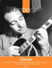 AA.VV. : Combocom: Django. 11 Gypsy Swing Arrangements