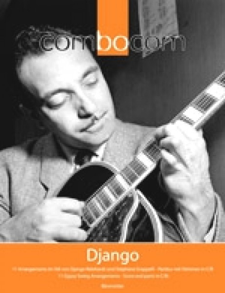 AA.VV. : Combocom: Django. 11 Gypsy Swing Arrangements
