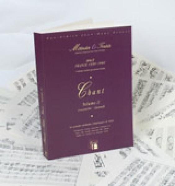 AA.VV. : Canto, Francia 1800-1860.  Metodi e Trattati, vol. II. Facsimile