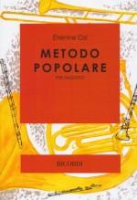 Ozi, Étienne : Metodo popolare per Fagotto