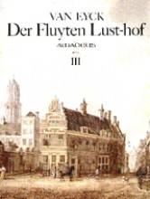 Eyck, Jacob van : Der Fluyten Lust' Hof (1646), vol. 3
