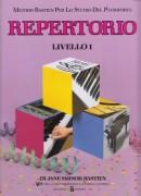 Bastien, J. : Repertorio. Livello 1