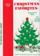Bastien, J. : Christmas Favorites, arranged for Piano. Primer level