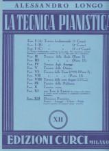 Longo, A. : La tecnica pianistica, fascicolo 12. Dinamica pianistica