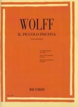 Wolff, B. : Il piccolo Pischna: 60 esercizi progressivi per Pianoforte