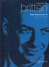 Britten, Benjamin : Piano Concerto op. 13, riduzione per 2 Pianoforti