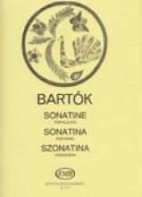 Bartók, B. : Sonatina, per Pianoforte