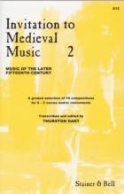 AA.VV. : Invitation to the Medieval Music, vol. II