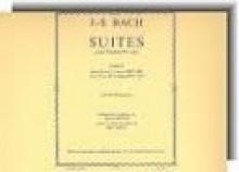 Bach, J.S. : Suite per Violoncello solo, vol. II: BWV 1009, 1010. Urtext