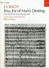 Bach, J.S. : Jesu, joy of man's desiring, dalla Cantata BWV 147 per Pianoforte