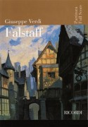 Verdi, G. : Falstaff. Partitura