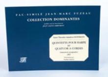 Hoffmann, E.T. : Quintette pour Harpe et Quatuor à Cordes (manuscrit autographe, Varsovie, 1807). Facsimile