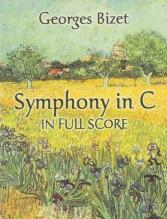 Bizet, G. : Sinfonia in do. Partitura