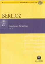 Berlioz, H. : Symphonie fantastique op. 14. Partitura tascabile + Cd