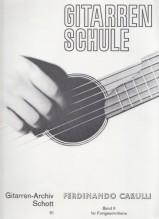 Carulli, F. : Metodo per Chitarra, vol. II