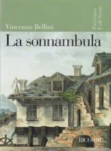 Bellini, V. : La sonnambula. Partitura