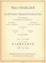 Charlier, T. : 36 studi trascendentali per Tromba