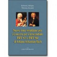 Allegro, R. - Aicardi, V. : Nuove fonti vivaldiane per i concerti per Clavicembalo BWV 975 e BWV 980 di J.S. Bach