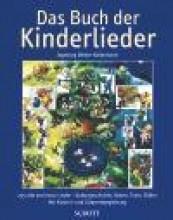 AA.VV. : Das Buch der Kinderlieder. 235 alte und neue Lieder. Kulturgeschichte, Noten, Texte, Bilder, Mit Klavier-und Gitarrenbegleitung (Ingeborg Weber-Kellermann)