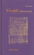 Ryom, P. : Vivaldi: Werkverzeichnis. Work Catalogue