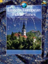 AA.VV. : Eastern European Fiddle Tunes. 80 Traditional Pieces for Violin + CD