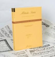 AA.VV. : Metodi e Trattati: Renaissance Francaise, vol. I. Facsimile