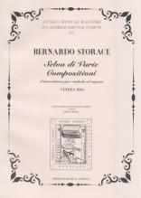 Storace, B. : Selva di varie composizioni d'intavolatura per Cimbalo ed Organo (Venezia, 1664)