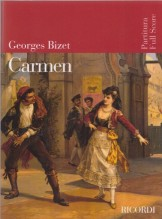Bizet, G. : Carmen. Partitura