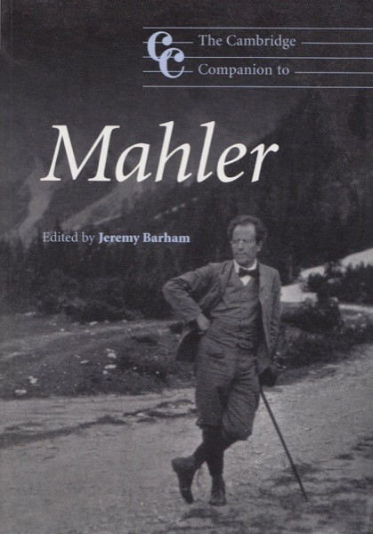 AA.VV. : The Cambridge Companion to Mahler (Barham)