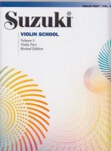 Suzuki : Violin School, vol. 5. Violin Part