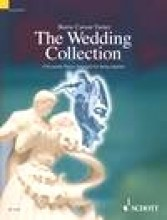 AA.VV. : The Wedding Collection, for String Quartet. Score and parts