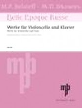AA.VV. : Belle Epoque Russe. Works for Violoncello and Piano