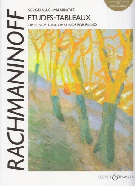 Rachmaninov, S. : Études-Tableaux, for Piano